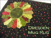 Tutorial Dresden Mug Rug
