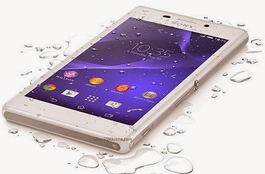 Harga dan Spesifikasi Sony Xperia M2 Aqua, Android Tahan Air Harga 3 Jutaan