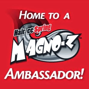 We are Magno-z Ambassadors