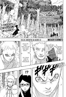 Naruto Gaiden 04 Mangá (capítulo 700.04) portugues leitura online