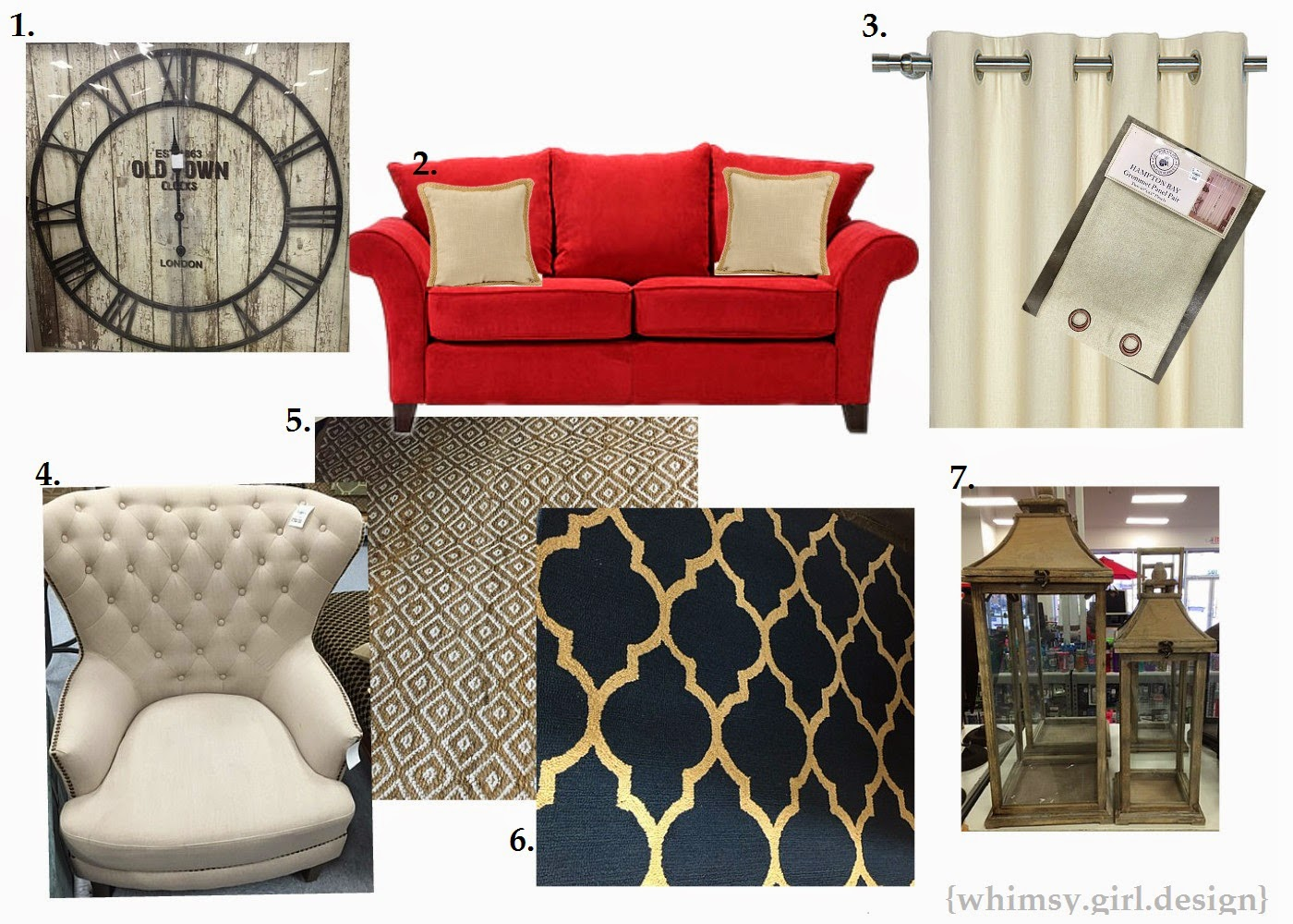 I Am Obsessed With That Chair...from The Tufted Back To The Nailhead Trim,  It Is Fabulous! And The Rugs...I Have A Rug From Tuesday Morning In ...