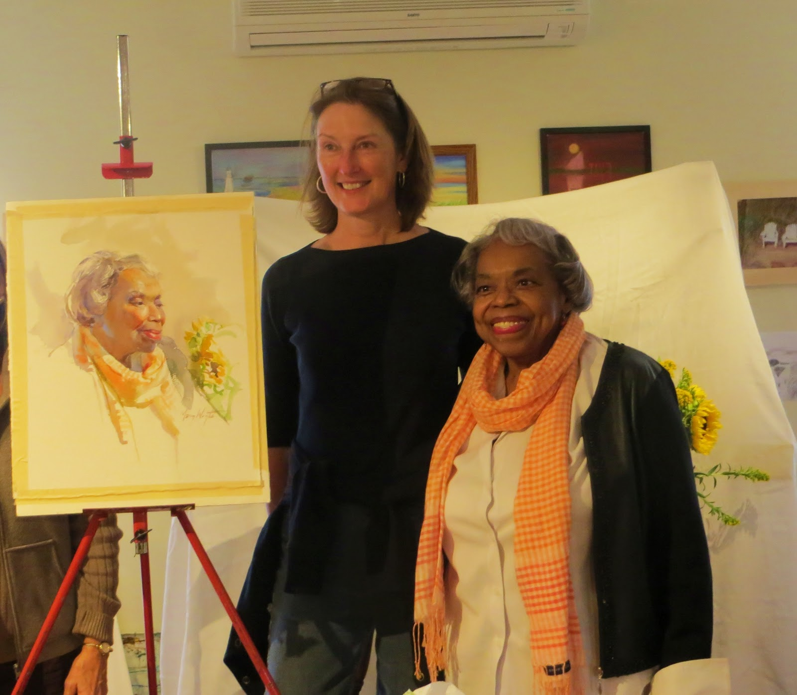 Watercolor books by mary whyte - Mary White Workshop Cape Cod Creative Arts Center