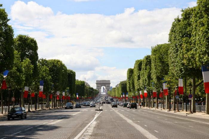 Monumentos Historiscos em Paris  Lugares para Visita em Paris