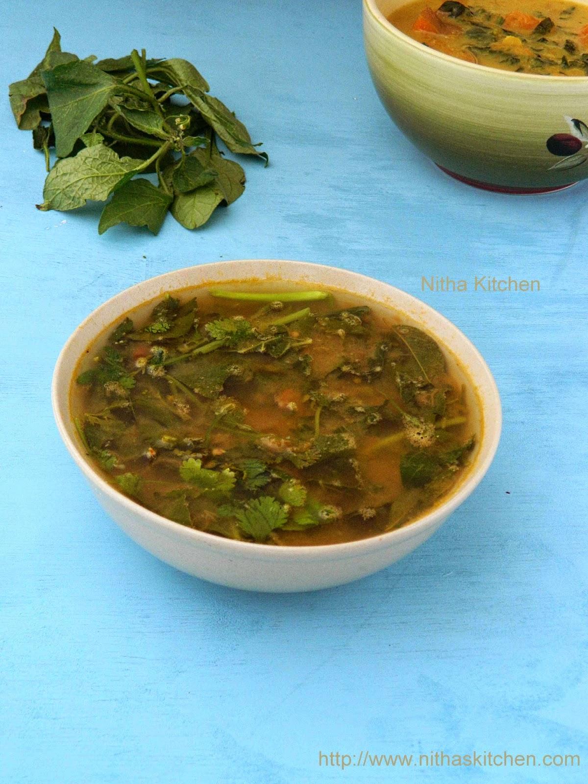 Nitha Kitchen: Healthy Recipes