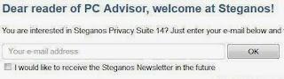 Steganos Privacy Suite 14 Free License Key