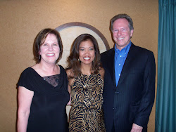 Gala Chair Wendy Welsh and her husband John with Michelle Malkin