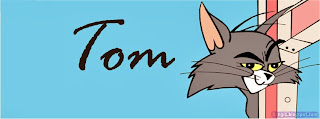 Tom and Jerry Facebook Timeline Cover