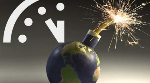 El Reloj del Apocalipsis: Científicos afirman que estamos a