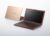 VAIO Z 13.1 inchi Gold series