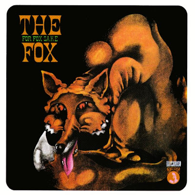 The Fox - For Fox Sake 1970 (UK, Psychedelic Pop)