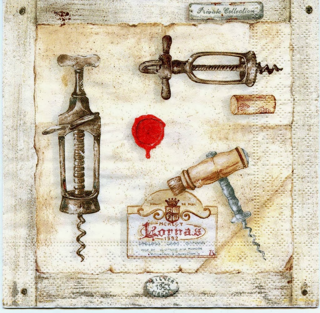 Mi maleta de recortes l minas y servilletas vintage y - Laminas para la pared ...