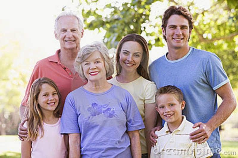 familia tipo nuclear: