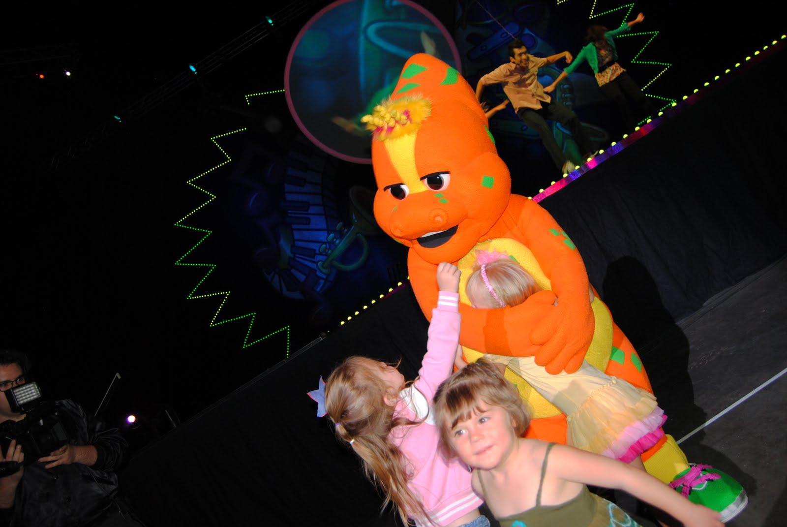 Hoisington Party Of Barney Live - Barney live in concert birthday