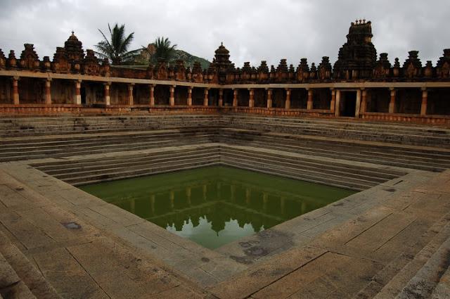 Bhoga Nandeeshwara temple, Karnataka