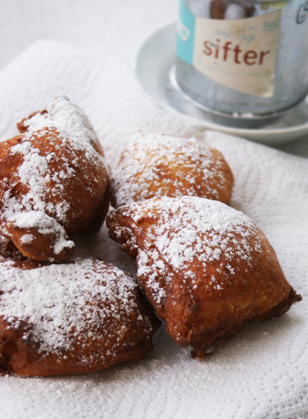 Fat Tuesday Buttermilk Beignets - Dinner With Julie
