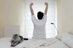 Tidur Larut Malam dan Bangun Siang Lebih Sukses Berkarir