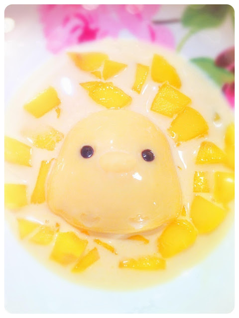 Cherie Kelly's Mango Pudding 芒果布甸