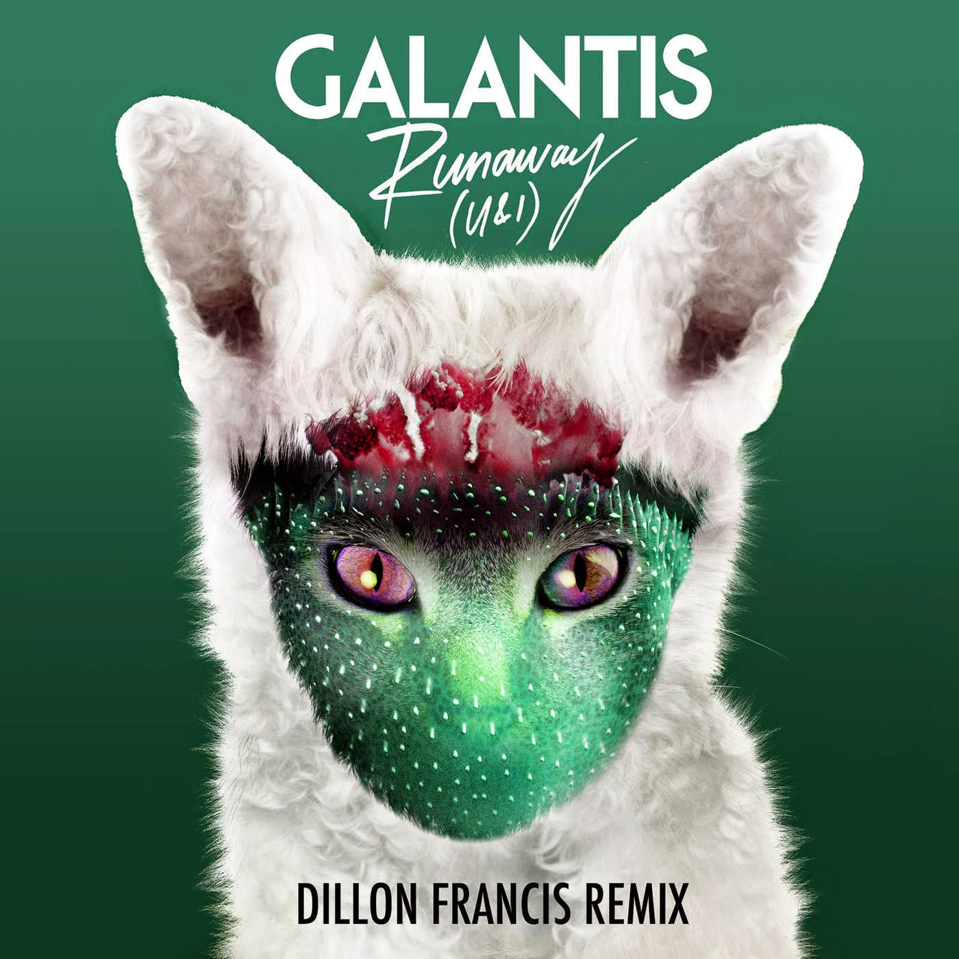 Galantis - Runaway (U & I) [Dillon Francis Remix] - Single  Cover