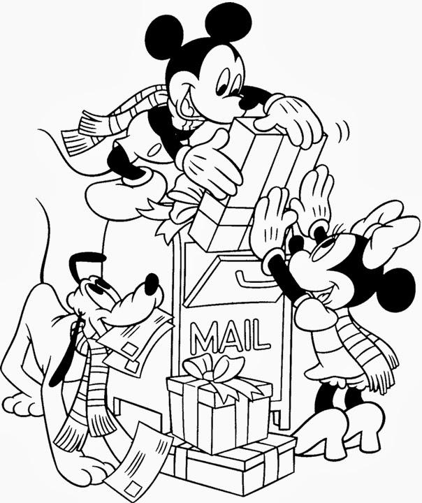 desenhos para colorir minnie e mickey 1 desenhos para colorir