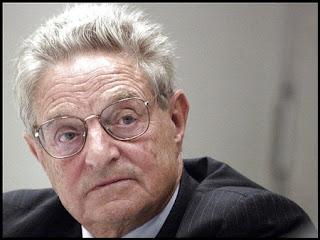 George Soros guerre monnaies