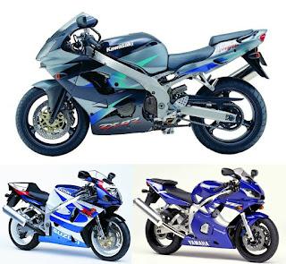 Used £2000 Sportsbike Buyers Guide