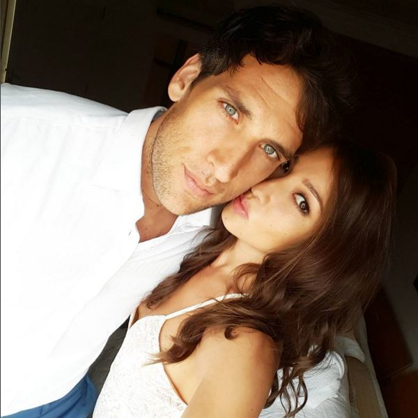 Solenn Heussaff and Nico Bolzico get married in Argentina.