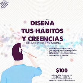 DISEÑA TUS HABITOS Y CREENCIAS