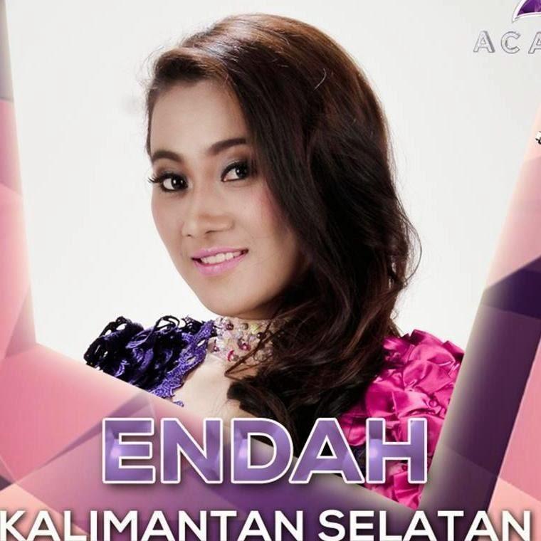 Koleksi Foto Endah DAcademy2 Indosiar 2015