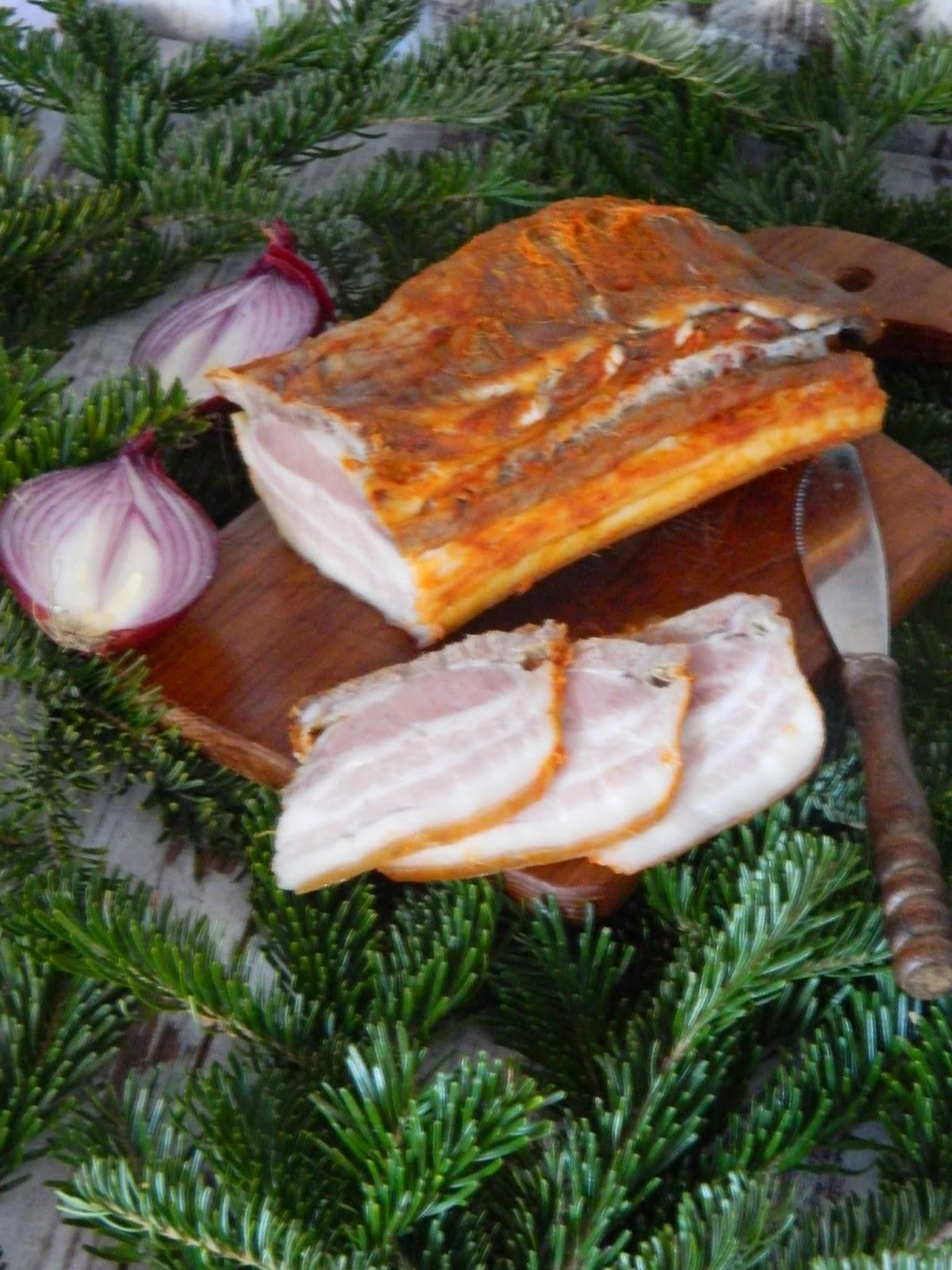 Piept de porc in zeama de varza