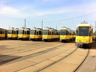 Straßenbahn: Barrierefreiheit in Berliner Straßenbahnen, aus Senat