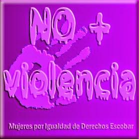 NO + VIOLENCIA