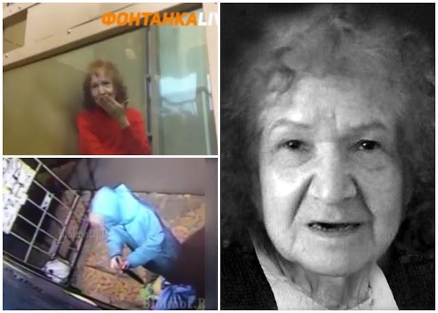 Nenek 67 th. ini yaitu pembunuh berdarah dingin yang habisi 10 nyawa ©Unilad