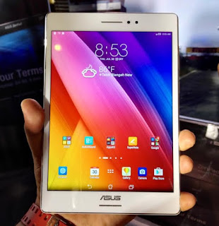 ASUS ZenPad S 8.0 Launched in the Philippines, 2K Display Intel Atom Z3580 CPU 4GB RAM with Active Stylus