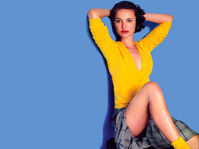 Natalie Portman Glamours Wallpapers sweety