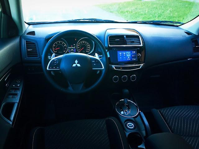 2015 Mitsubishi RVR 2.4L GT AWC interior