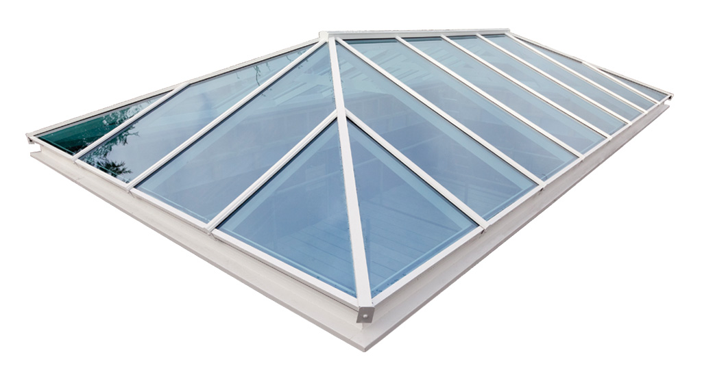 Rooflight skylight windows save money by using for Large skylights