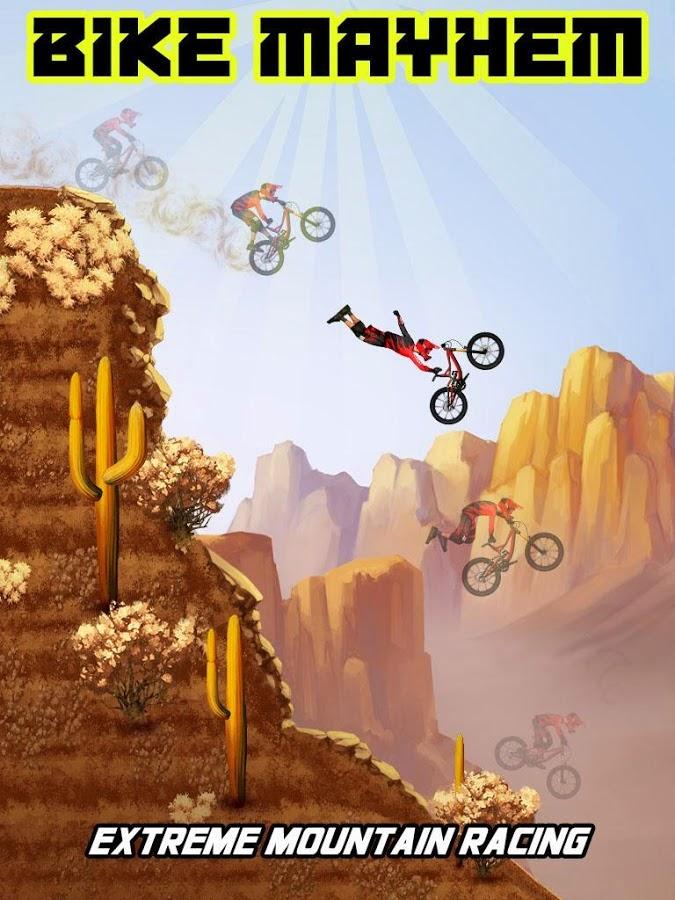 Bike Mayhem Mountain Racing v1.2 [Unlimited Boosters/Unlock] APK+DATA
