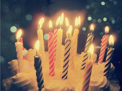 Celebrate Good Times! It's My Birthday!!!