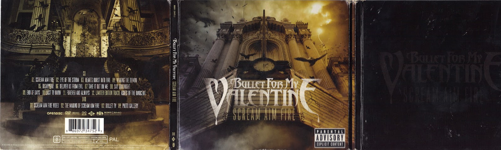 Bullet For My Valentine Are A Metal Core Band From Bridgend In Wales. The  Band Currently Have Four Releases And Are Working On A Fifth In Thailand  Now.