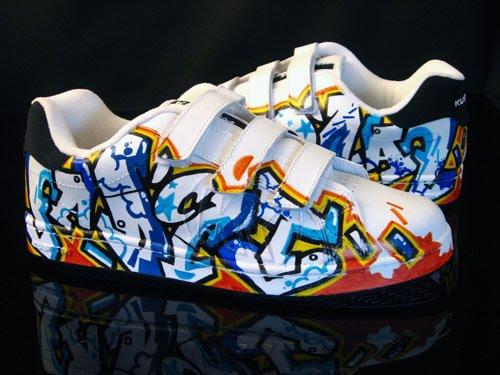 the trend of graffiti - photo #17