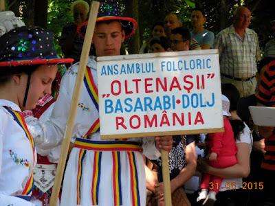 Calusarii din Basarabi