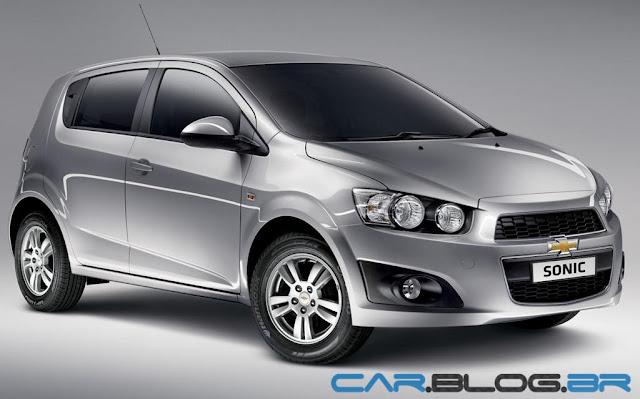 Chevrolet Sonic 2013 LT Prata