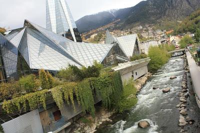 Caldea in Andorra