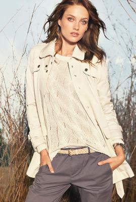 Moda mujer Massimo Dutti primavera 2013 lookbook