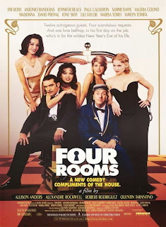 Watch Four Rooms (1995) movie free online