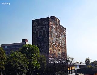 La piedra que se convirtió en palabra, paseo literario por Ciudad Universitaria