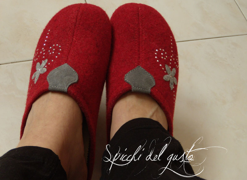 Michelle pantofole