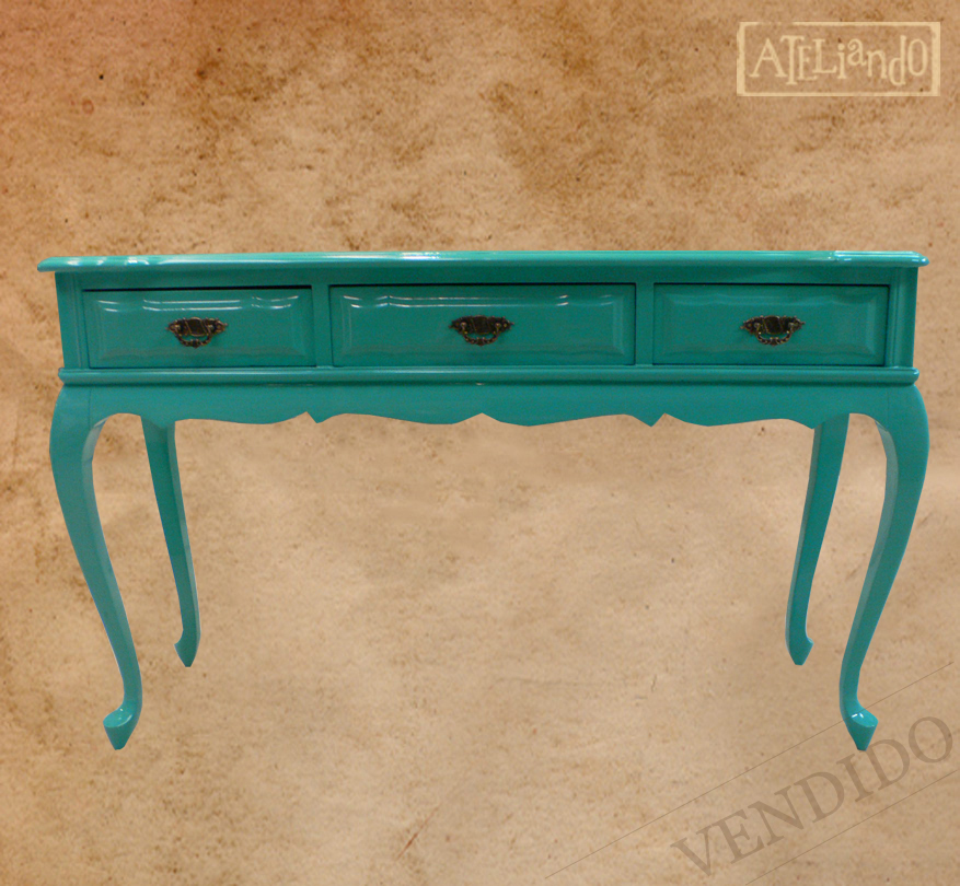 Artesanato Madeira Joinville ~ Ateliando Customizaç u00e3o de móveis antigos Aparador, Chapeleiro + Criado Mundo antigo, mundo