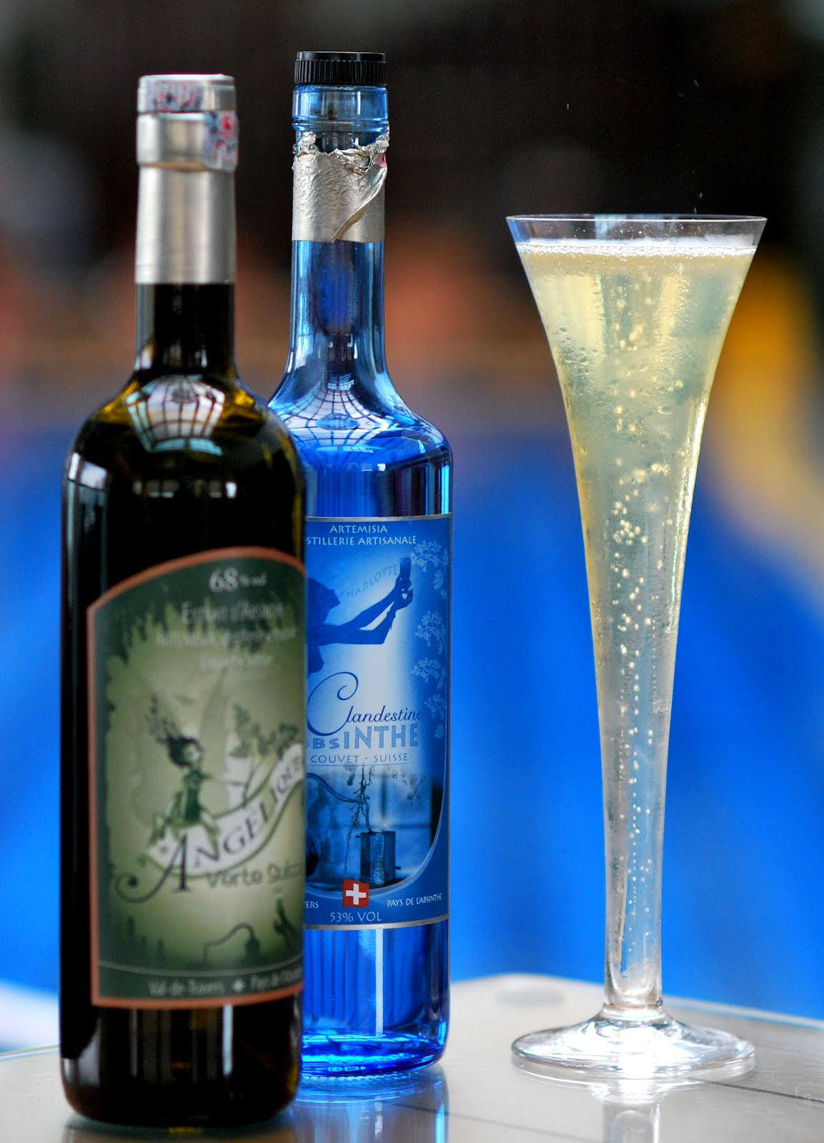 absinthe 35 how to drink