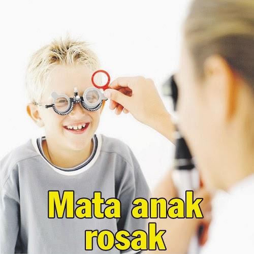 Kurangkan rabun mata dengan Carotomax